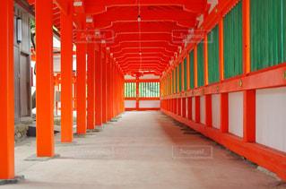 日御碕神社の回廊の写真・画像素材[1263684]