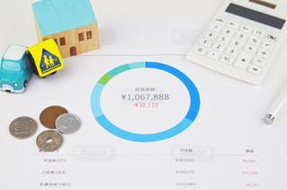 資産 管理のイメージの写真・画像素材[2105022]