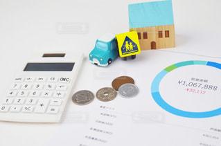 資産 管理のイメージの写真・画像素材[2105025]