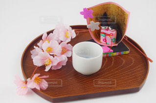 桃の節句 イメージの写真・画像素材[2121526]
