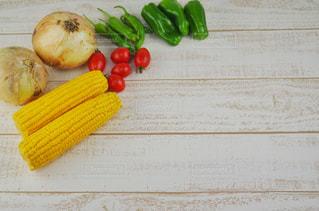 果物や野菜 コピースペースの写真・画像素材[2139347]