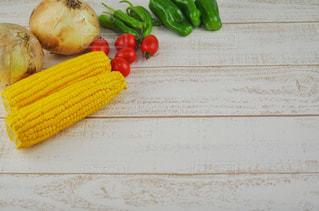 果物や野菜 コピースペースの写真・画像素材[2139348]