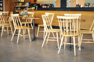 カフェ テーブル席の写真・画像素材[2210944]
