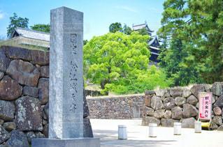 松江城 入り口の写真・画像素材[2211073]