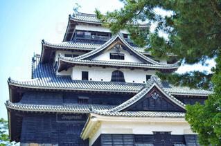 松江城 天守閣の写真・画像素材[2211089]