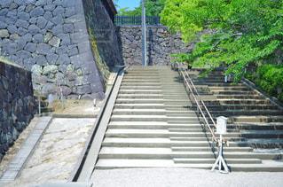 松江城 三の門 階段の写真・画像素材[2211155]