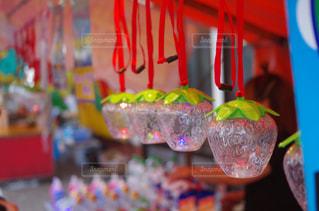 夏祭り 電球ソーダの写真・画像素材[2322260]