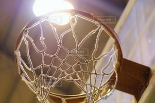 バスケット ゴールの写真・画像素材[2648611]