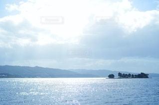 宍道湖と嫁ヶ島 島根県の写真・画像素材[2649547]