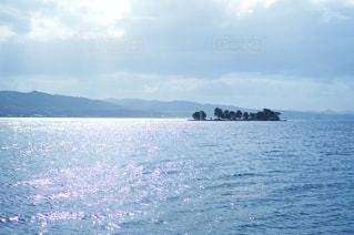 宍道湖と嫁ヶ島 島根県の写真・画像素材[2649548]