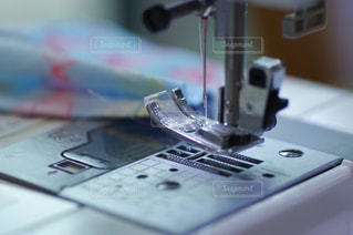 ミシン 縫製の写真・画像素材[3105750]