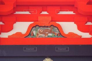 日御碕神社 装飾の写真・画像素材[3201251]