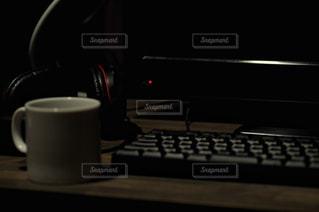 インターネットカフェの写真・画像素材[3296245]