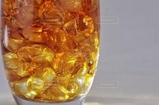 キンキンに冷えた飲み物の写真・画像素材[3560125]