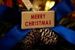 クリスマスの飾り付けイメージの写真・画像素材[3942260]