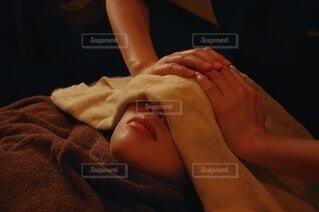 エステサロン リラクゼーションのイメージの写真・画像素材[3991751]