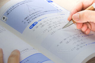 テスト勉強のイメージの写真・画像素材[4587783]