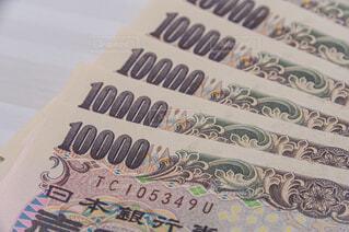 一万円札の写真・画像素材[4834107]