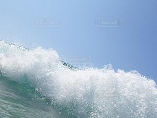 波の写真・画像素材[48591]