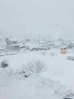 雪に覆われたフィールド - No.1018257