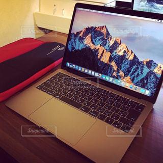 MacBookの写真・画像素材[1007369]