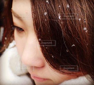 自然の髪飾り - No.1008516