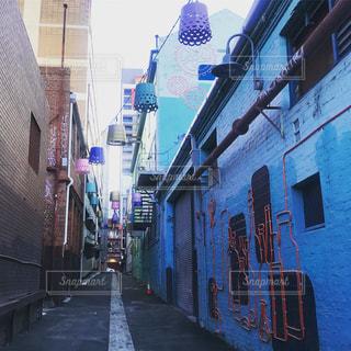 Perthの街の路地 - No.1024707