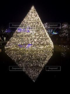 クローズ アップの光のの写真・画像素材[1007807]