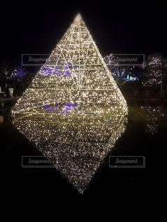 クローズ アップの光のの写真・画像素材[1112323]