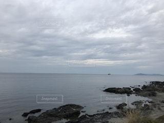 佐賀関の海の写真・画像素材[1007692]