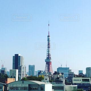 東京タワーの写真・画像素材[1009003]