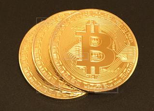 ビットコインの写真・画像素材[1010679]