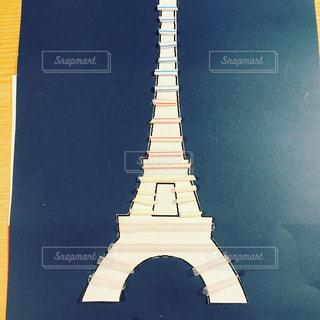エッフェル塔の写真・画像素材[605331]