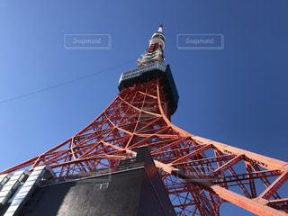 近くに東京タワーのの写真・画像素材[1131682]