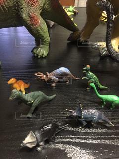 恐竜の写真・画像素材[1010949]