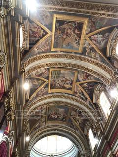 マルタ 教会の写真・画像素材[1010076]