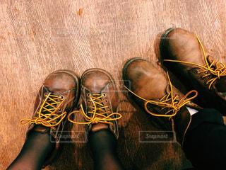 靴のペア - No.1181279