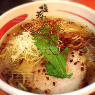 近くにスープのアップ - No.1010858