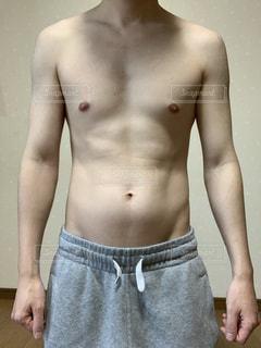 身体(66.0kg)の写真・画像素材[2064135]