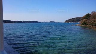 海の景色の写真・画像素材[1009416]