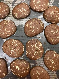 本格的!手作りチョコクッキー!の写真・画像素材[1009549]