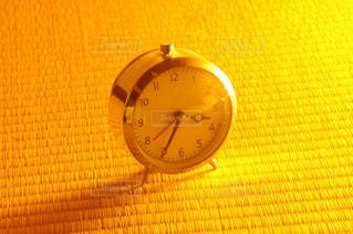 めざまし時計の写真・画像素材[1013895]