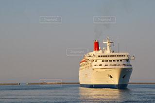 大型客船の写真・画像素材[1015481]