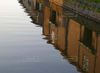 小樽運河の写真・画像素材[1015697]
