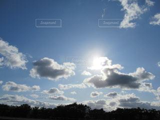 青空の写真・画像素材[1017152]