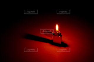 ライターの火の写真・画像素材[1019583]