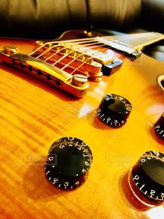 ギターの写真・画像素材[1018207]
