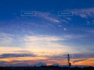 空の雲 - No.1018869