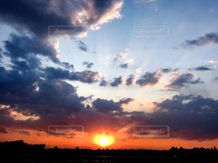 空の雲 - No.1018875