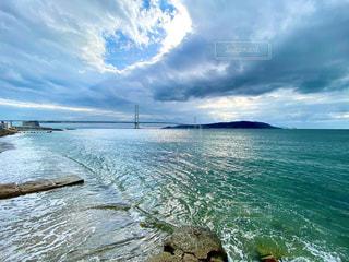 明石海峡大橋の写真・画像素材[2837980]